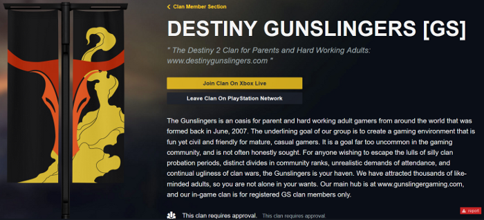 Gunslingergaming view topic destiny in game clan updated destiny in game clan updated stopboris Images